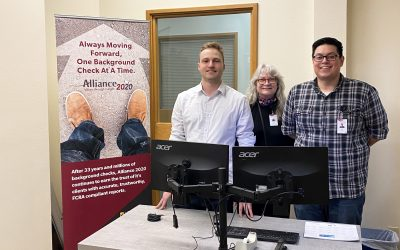 Alliance 2020 Opens Two New Locations For Ink Fingerprinting